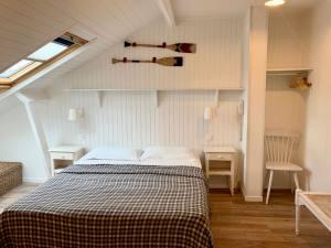 Villa Saint Hubert, hôtel in Nice (room)