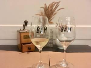 Le BAM, bar à manger dans le quartier de la place du pin à Nice (vin)