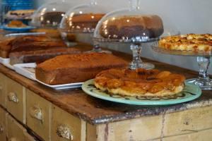 La Casa di Nonna, salon de thé et snacking healthy à Nice (gâteaux)