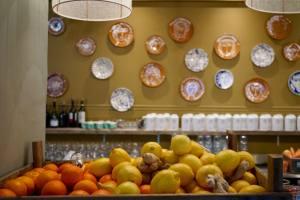 La Casa di Nonna, salon de thé et snacking healthy à Nice (comptoir)