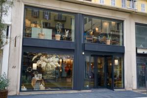 La Casa di Nonna, salon de thé et snacking healthy à Nice (facade)