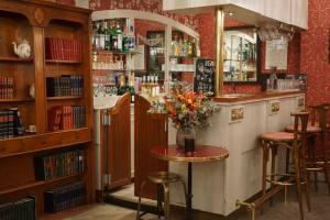 Grimaldi Hotel, Nice (bar)
