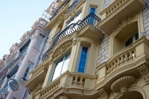 Grimaldi Hotel, Nice (exterior)