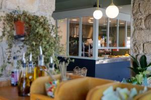 Espuma, restaurant méditerranéen à Villefranche-sur-Mer (cuisine ouverte)