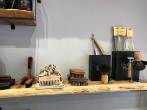 La Moustacherie, barber shop in Nice (products)