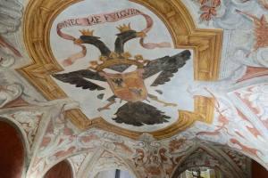 Palais Lascaris, musée baroque dans le Vieux-Nice (blason)