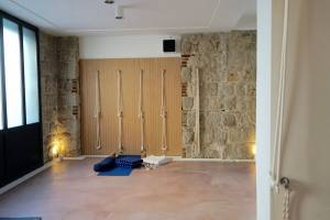 SuperStudio, yoga studio in Nice (interior)