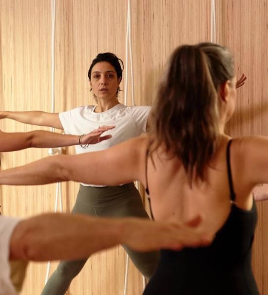 SuperStudio, salle de yoga Iyengar à Nice