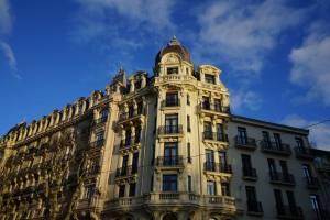 Villa Bougainville, hotel in Nice, (facade)