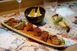 Z-tapas, restaurant de tapas créatives à Nice (bouchées)