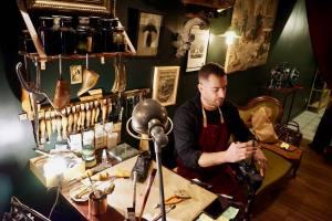 La Cordonnerie du Vieux Nice, réparation et entretien de chaussures