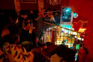 Shapko, concert cafe in Nice (mezzanine)