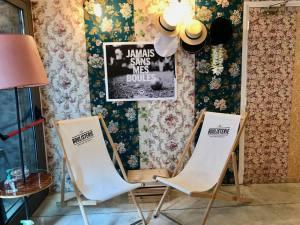 La Boulisterie Club, Bar à boules éphémère au Rosalina à Nice (transat)
