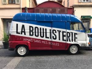La Boulisterie Club, Bar à boules éphémère au Rosalina à Nice (camion)