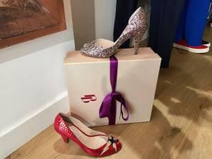 Garçonnes, boutique de prêt-a-porter, accessoires et chaussures femmes (Chaussures Patricia blanchet)