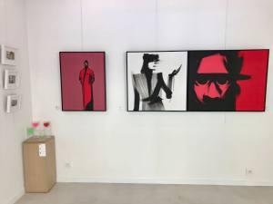Le container, galerie spécialisée dans le graffiti, street-art et art contemporain à Nice