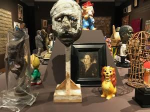 Les Années Joyeuses, exposition Jean Ferrero et ses amis artistes au Musée Massena (Collection personnelles)