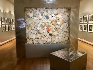 Les Années Joyeuses, exposition Jean Ferrero et ses amis artistes au Musée Massena (Cabinet de curiosités)