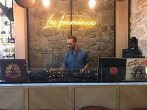 Casa Becchio, bar et restaurant su rla coulée verte à Nice (dj)