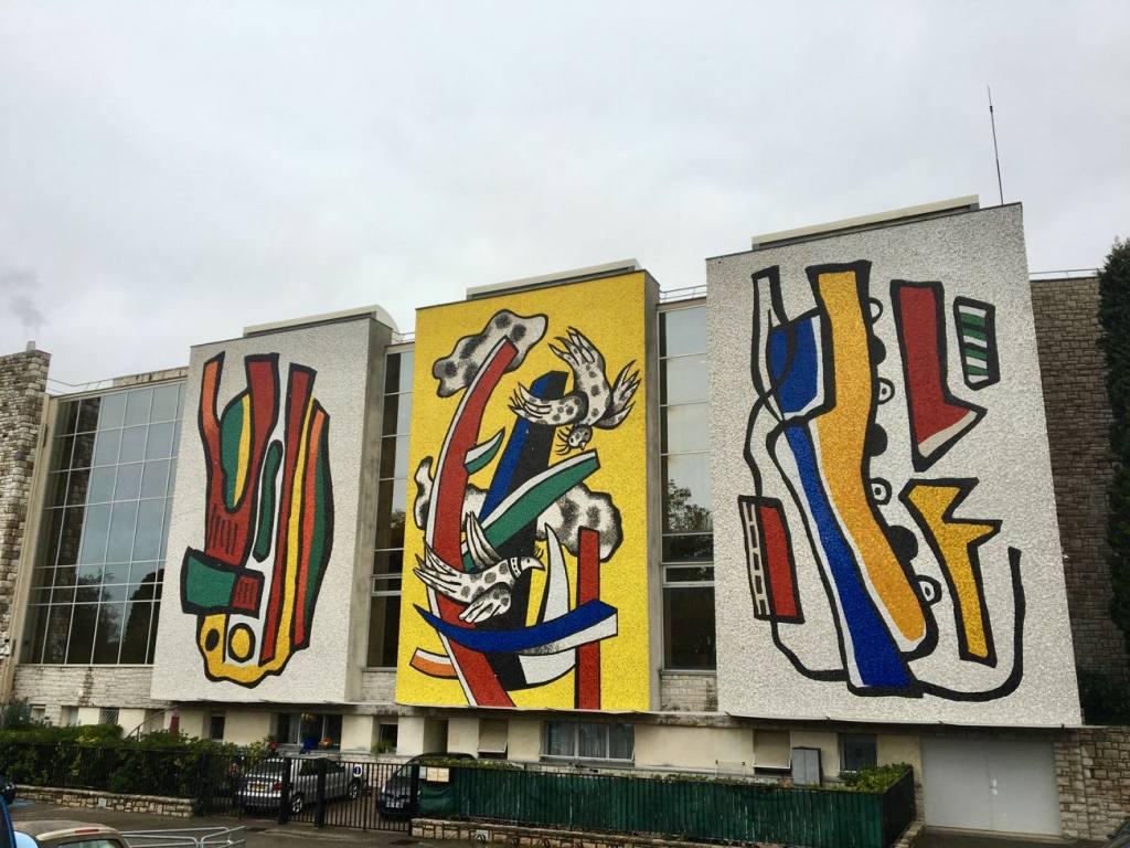 Musee National Ferand Leger - love-spots - art
