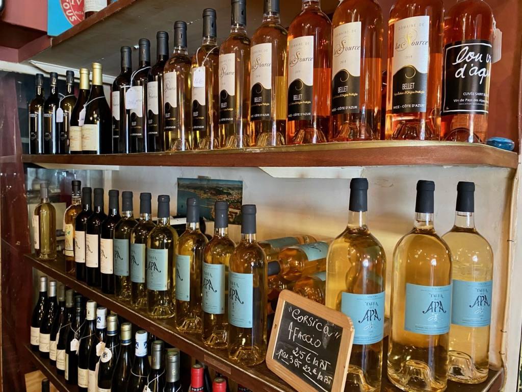 Cave Bianchi 1869, love spots, Nice - wine