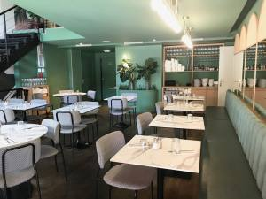 Le Felix Faure, brasserie, Nice, Love-spots (interior)