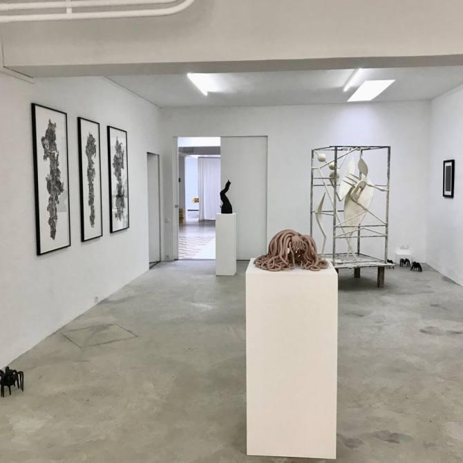 Le Narcissio, espace d'art contemporain à Nice (Interieur)