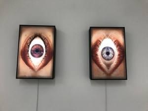 Le Narcissio, espace d'art contemporain à Nice (ecran)