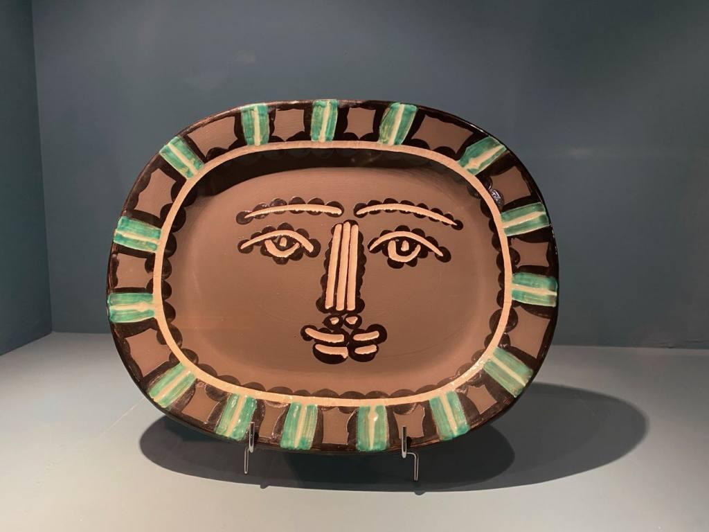 Musée Picasso, la guerre et la paix de Vallauris (ceramique-