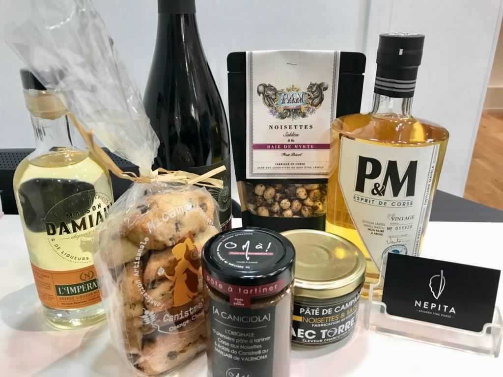 Nepita, épicerie fine de produits corses artisanaux (co