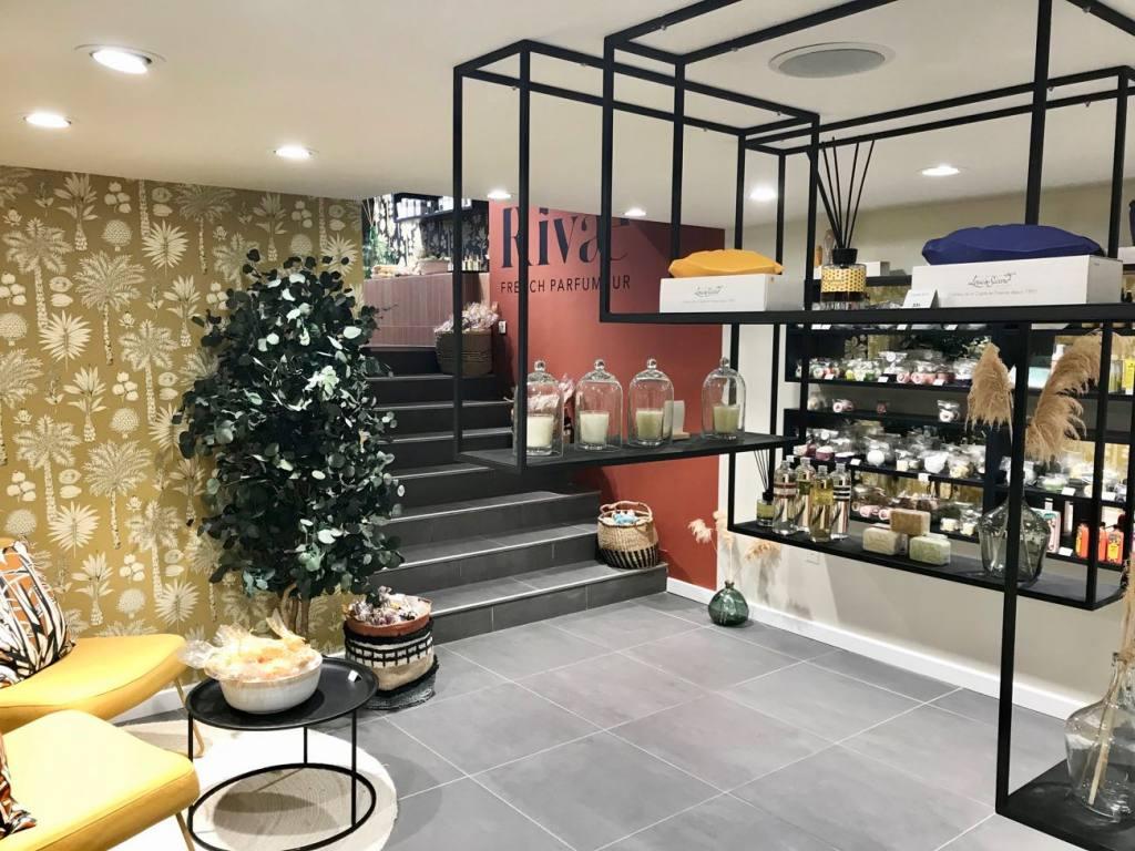 Rivae, perfume creators, Nice (the shop)