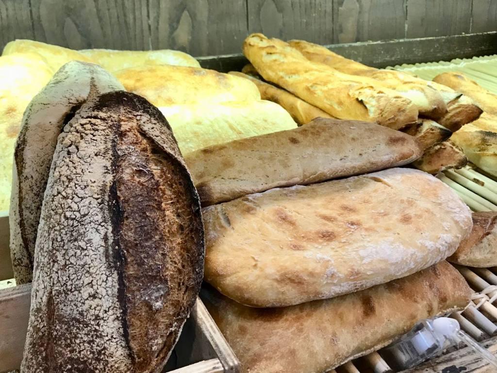 Maison Jean Marc Bordonnat, bread, Love spots, Nice - bread