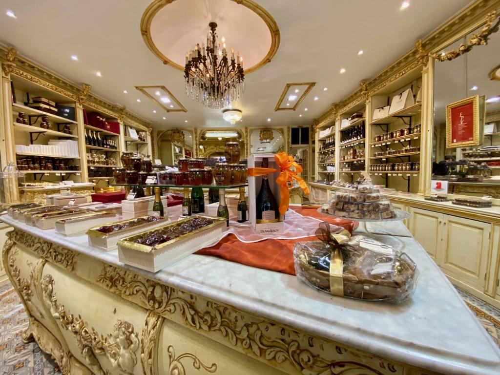Maison Auer, chocolatier et confiseur à Nice depuis 1820 (intérieur)