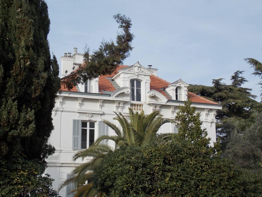 Cimiez, quartier à Nice (maison)