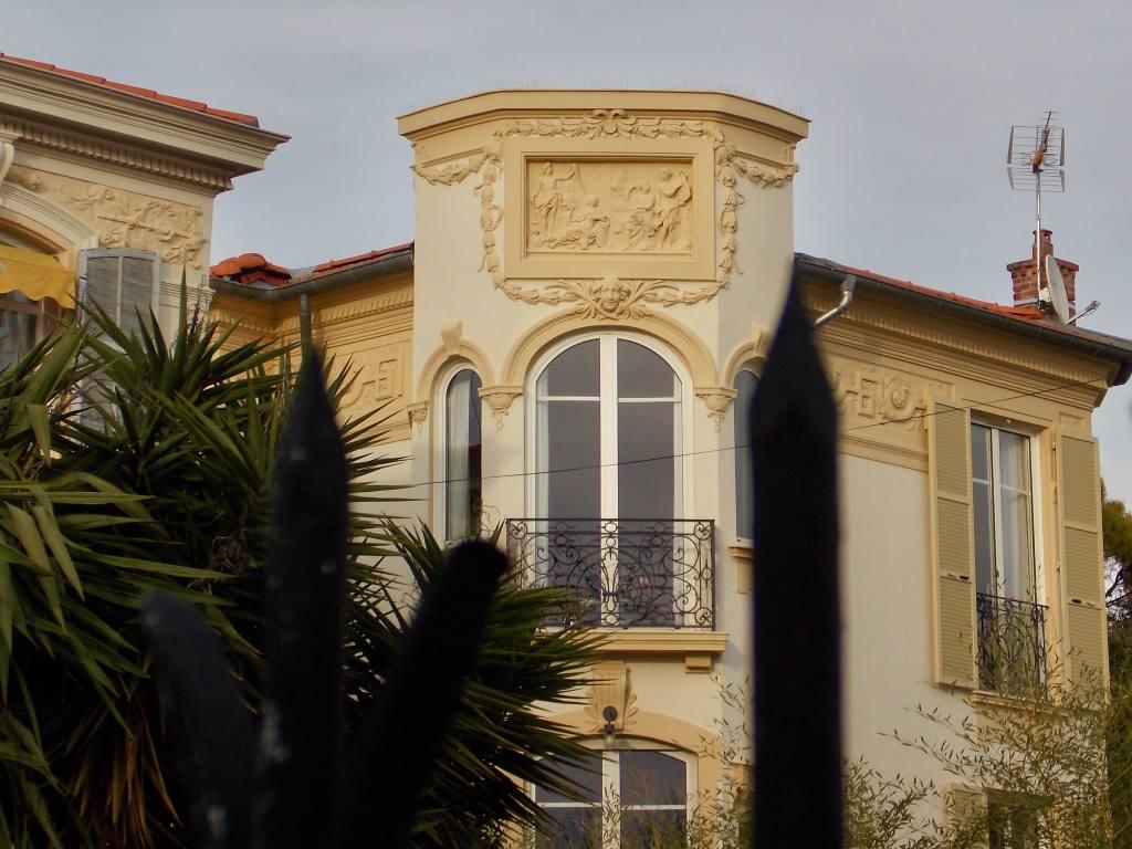 Cimiez, quartier à Nice (architecture)