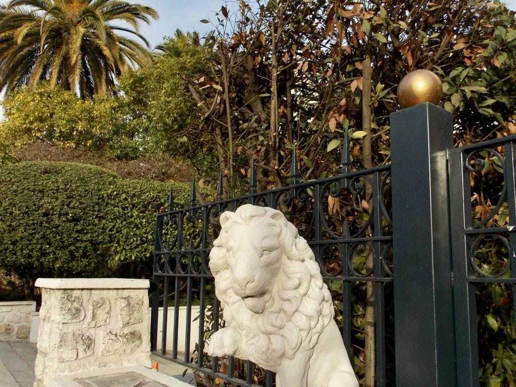 Cimiez, quartier à Nice (Lion)