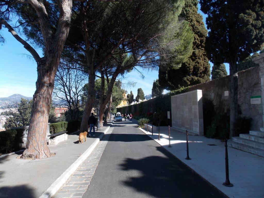 Colline du château de Nice (rue)