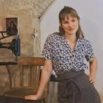 Constance, coordonnière du cuir à Cagnes (portrait)