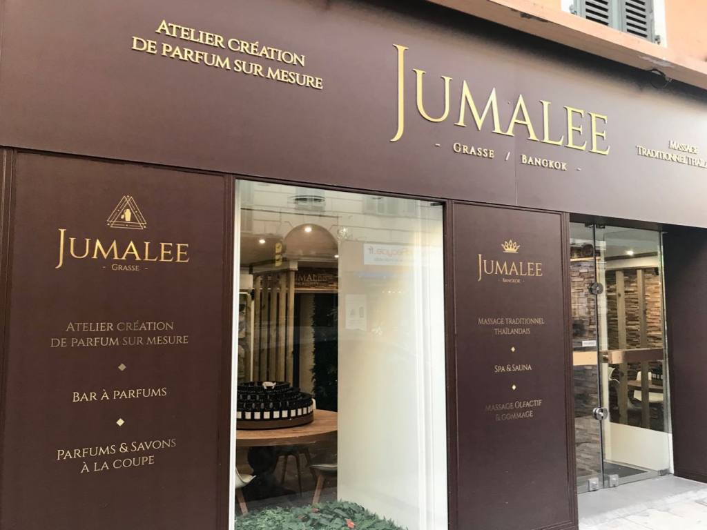 Jumalee Spa, massage and workshops, Nice, City Guide Love Spots (front)