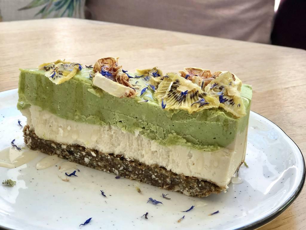 Paper Plane, restaurant vegan à Nice (gâteaux)