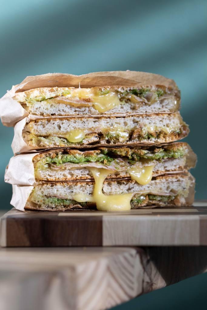 Studio 500 GRAM, photographies culinaires, Nice (sandwich)