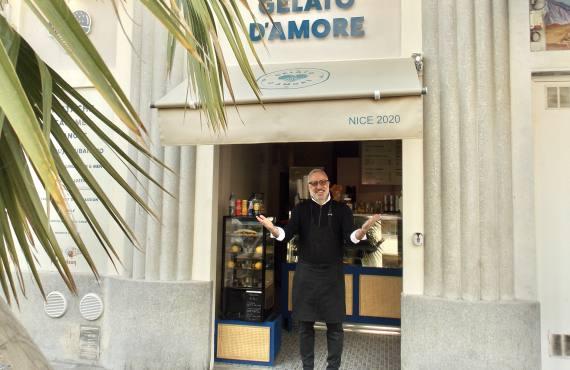 Gelato D'amore Nice (gérant)