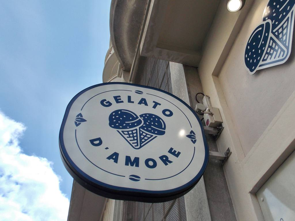 Gelato d'Amore Nice (logo)