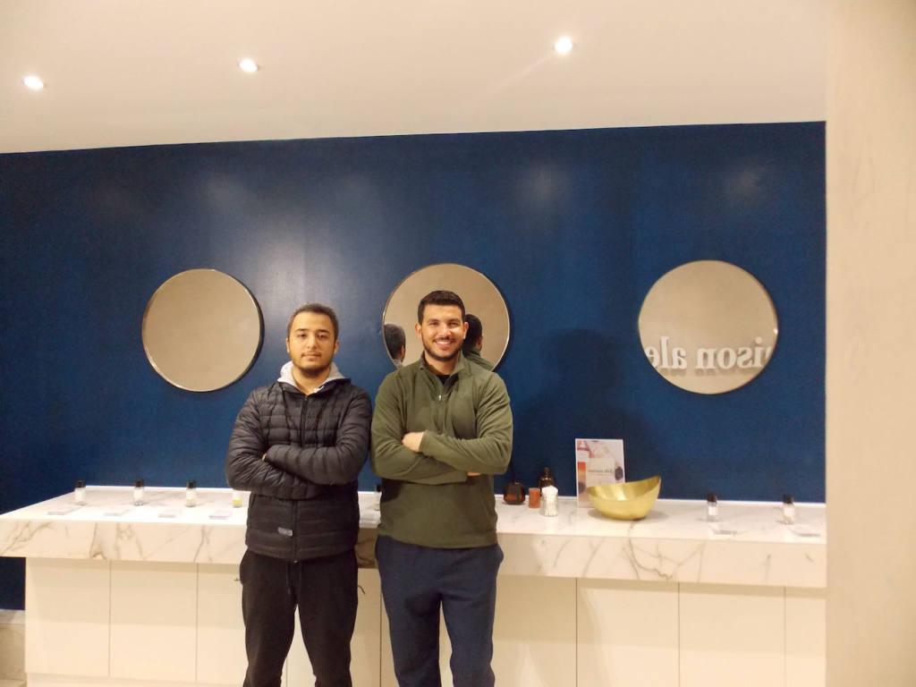 Maison Alef parfumerie à Nice (gérants)