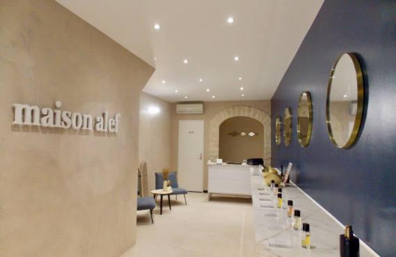 Maison Alef parfumery in Nice, city guide Love Spots Nice (shop)