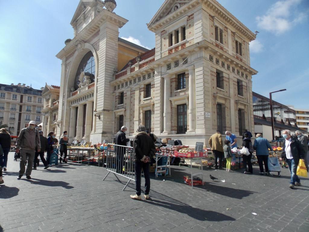 Marché de Libération Nice (monument)