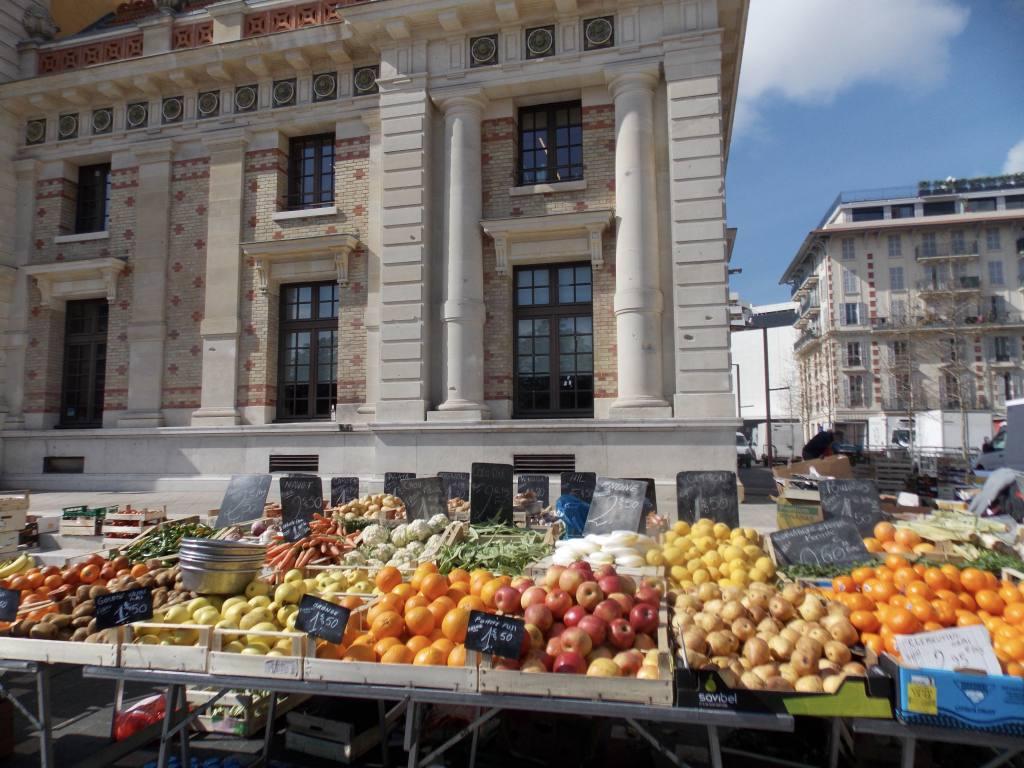 Marché de Libération Nice (marché)