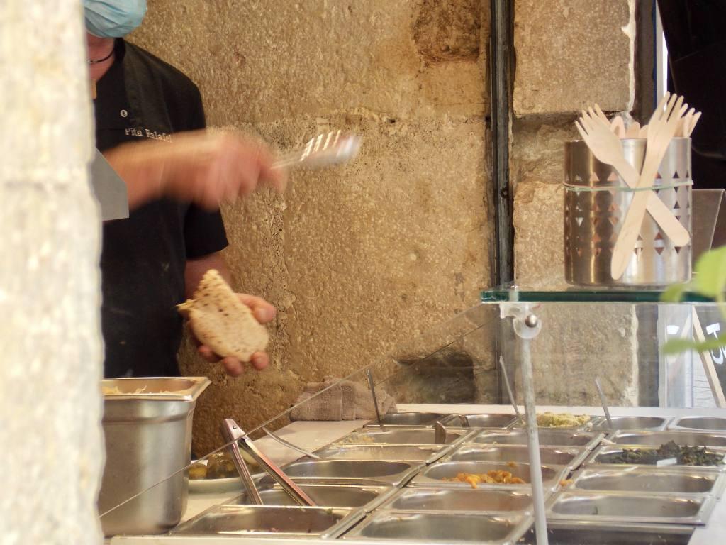 Pita Falafel Nice (ingrédients)