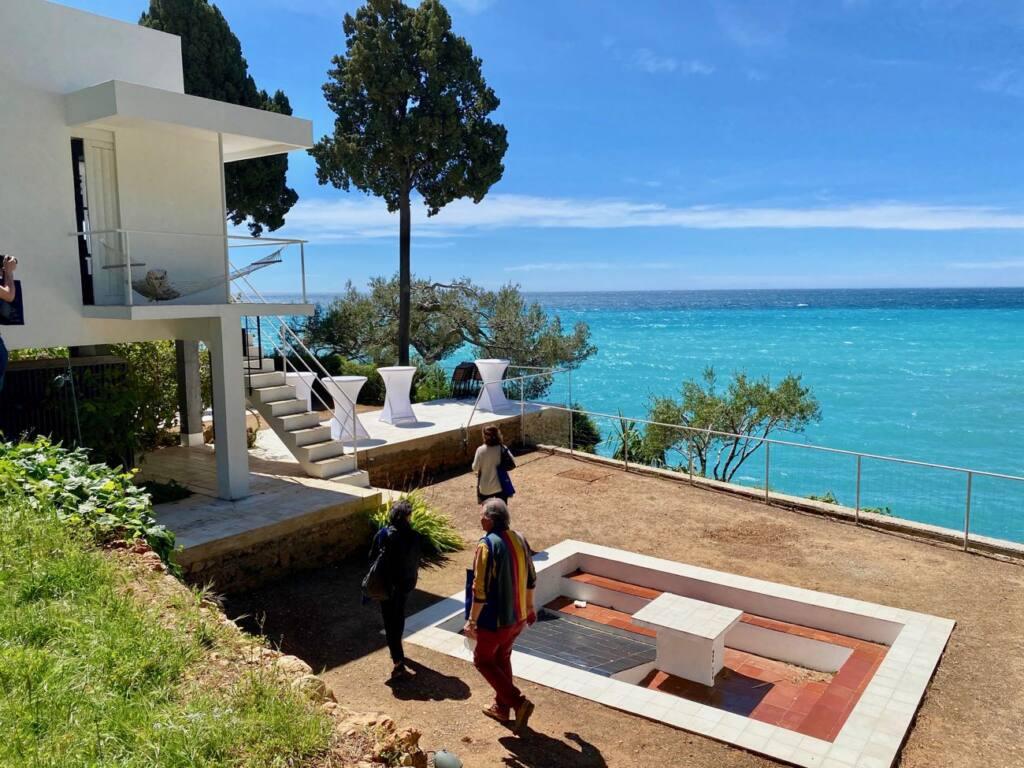Cap moderne, villa E 1027, city guide love spots (architecture)
