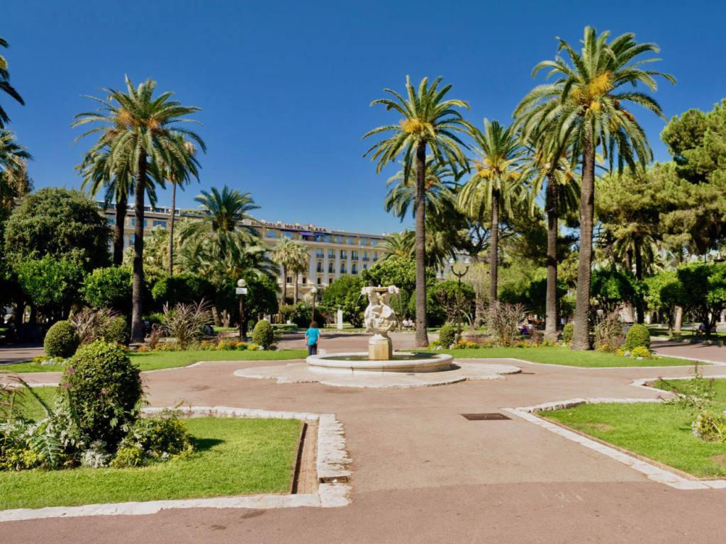Festival des Jardins, Côte d'Azur (Jardin Albert 1er)